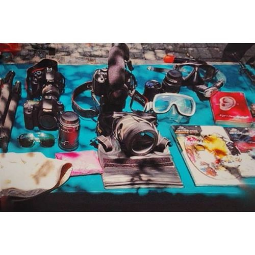 """""""Tools"""" Ocean Expoler Freediving Spearfishing Helloworld Instasea Sesion Instadaily LastDay Vscoindonesia  Vscocam Iphonesia Workout Culture Indonesiabeauty"""