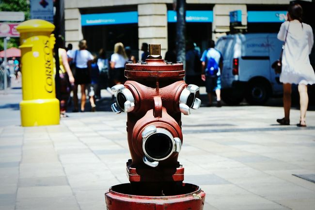 I See Faces (The Original) in Palma, Spain Taking Photos Streetphotography Eye4photography  Taken By Me . Open Edit