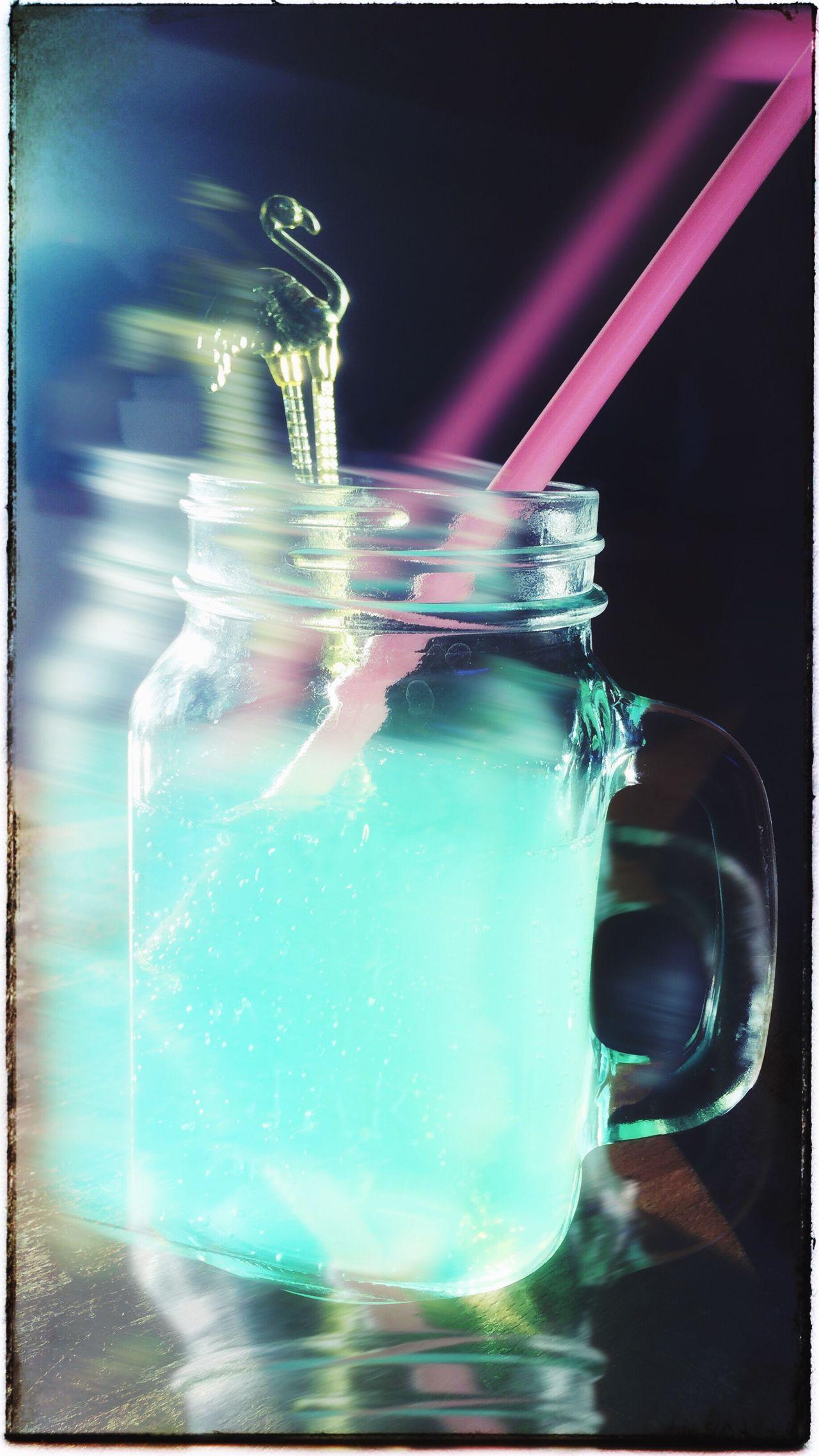 Néon water Drink Freshness Neon