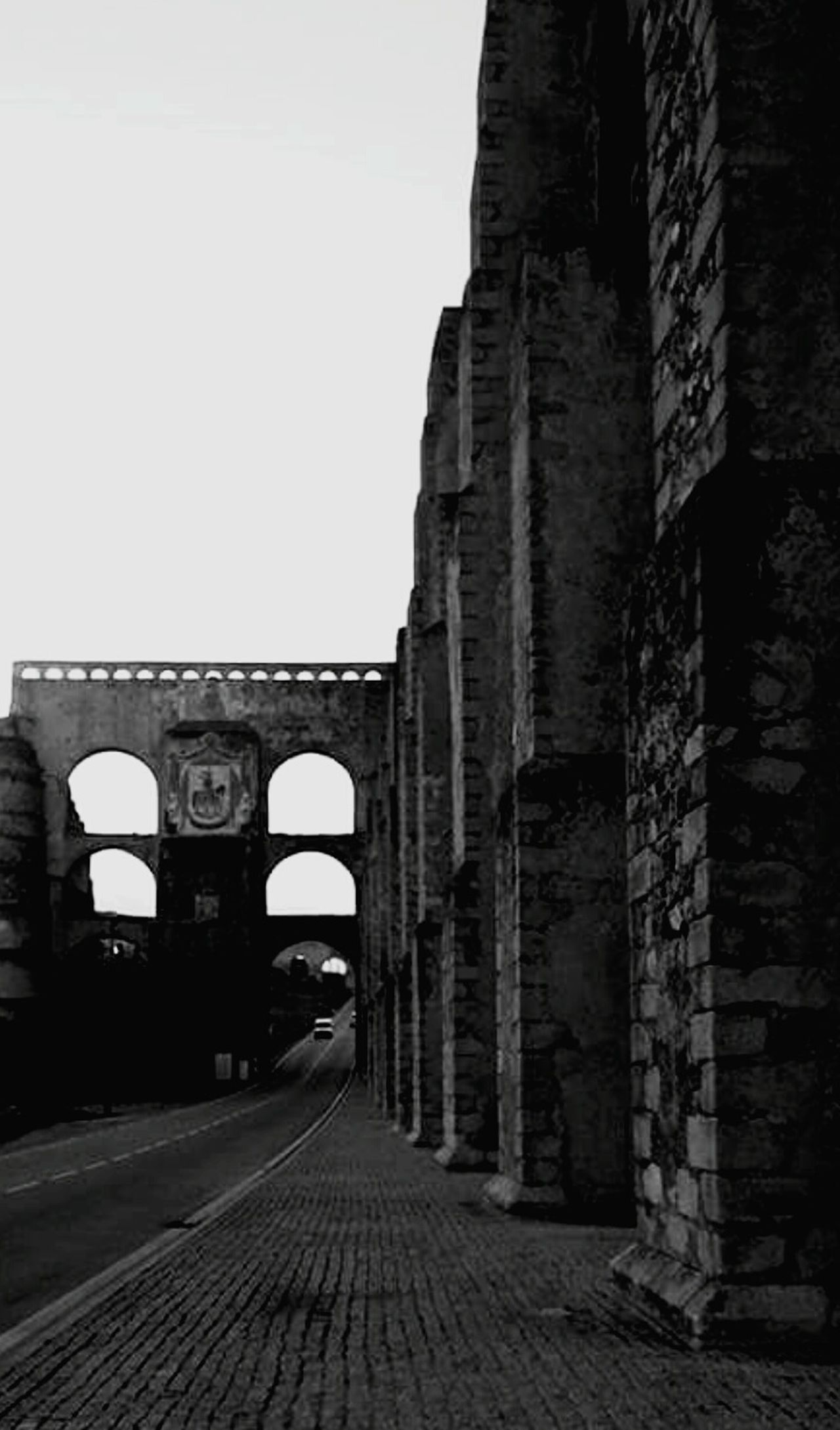 Myview MyPhotography Travel Portugal Architecture Tourism No People Monument Lovecity  Blackandwhite