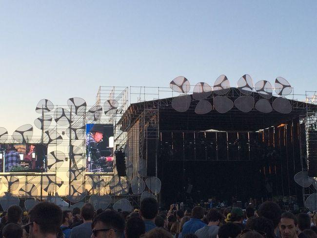 Neil Young Madrid Mad Cool Festival Music Live Music Guitar Guitarhero Guitarlegend 🎸🙌🏻