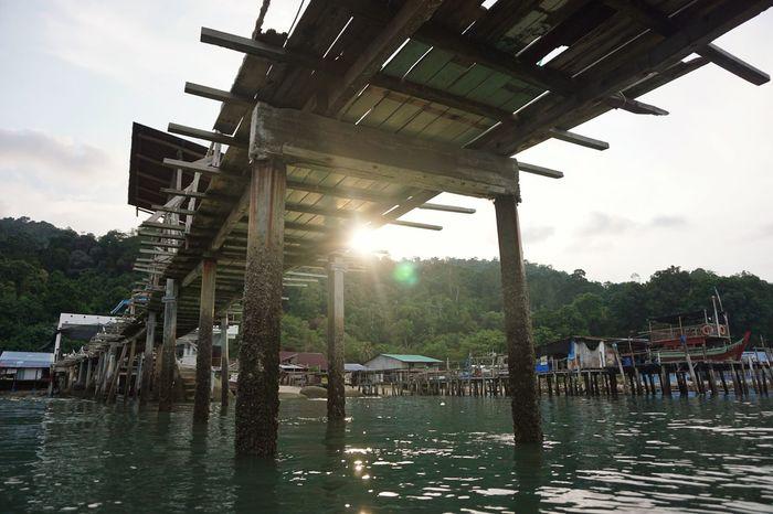 Bridge Pangkor Island Guesthouse Holidays