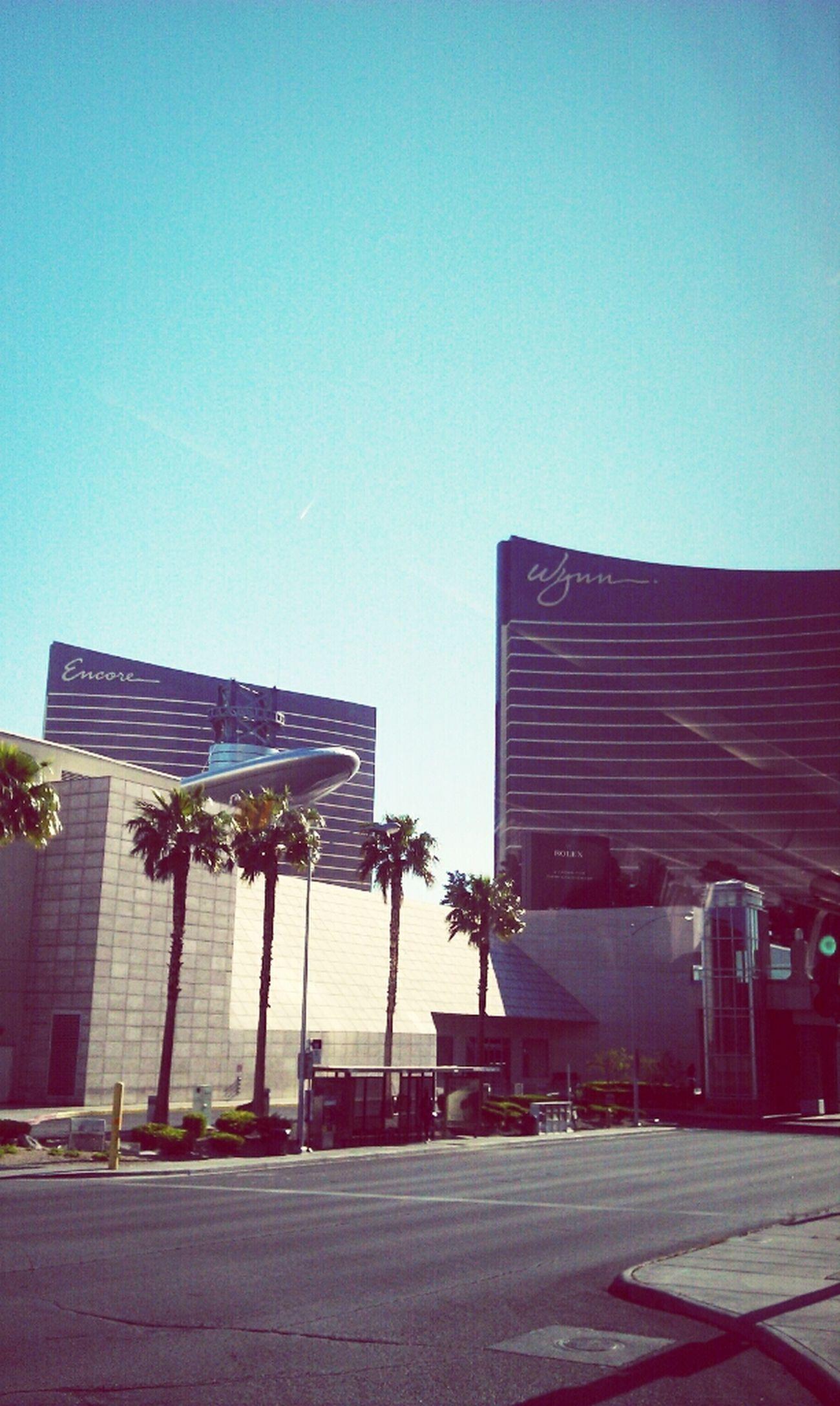 Daytime Las Vegas