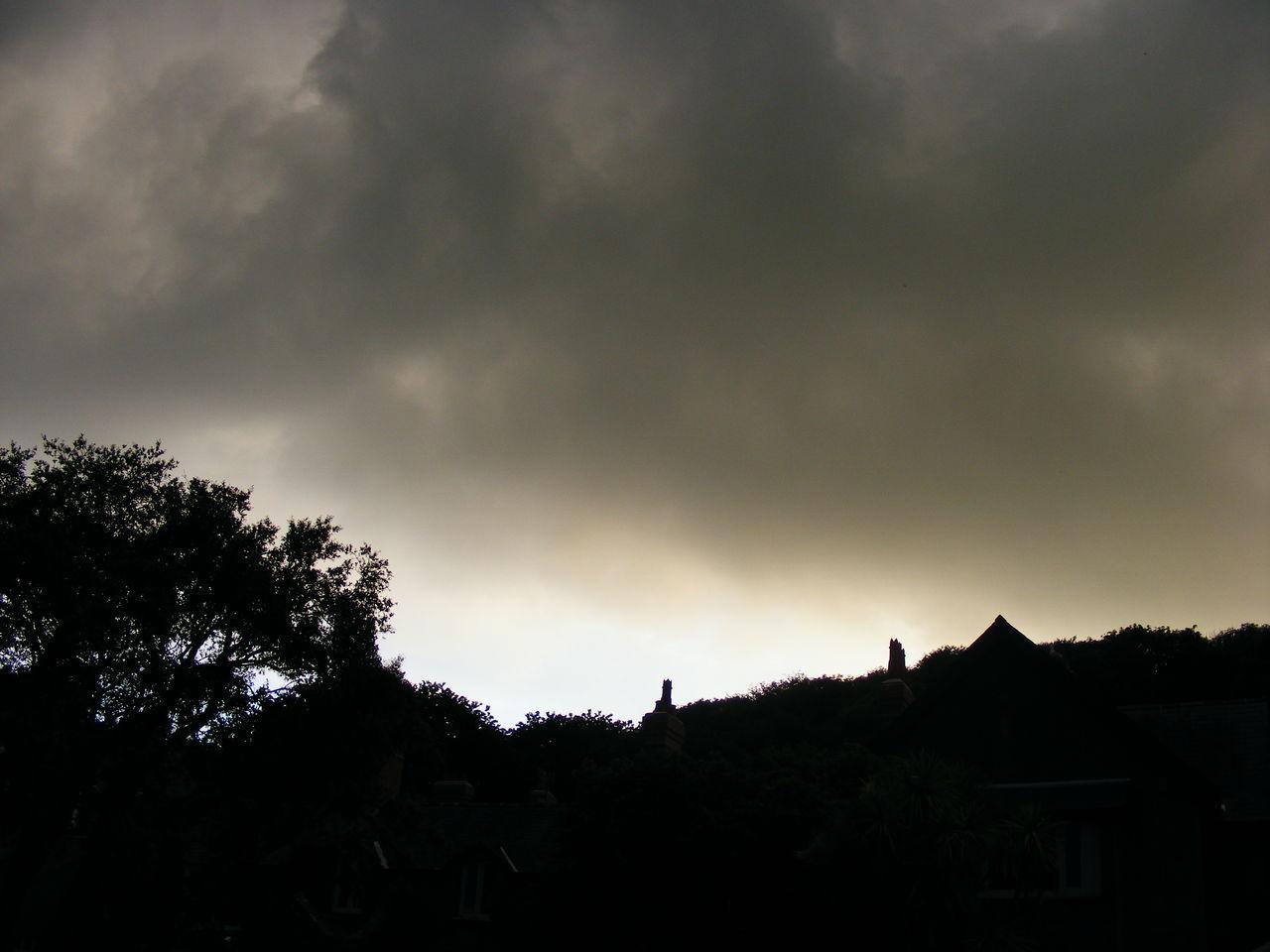 Beauty In Nature Cloud - Sky Clouds Clouds & Sky Clouds And Sky Nature Silhouette Silhouette Photography Sillhouette Photography Sky Sky And Clouds South Wales South Wales Coast Storm Storm Cloud Storm Clouds Storm Clouds Gathering Stormy Weather Tenby Tenby, Pembrokshire