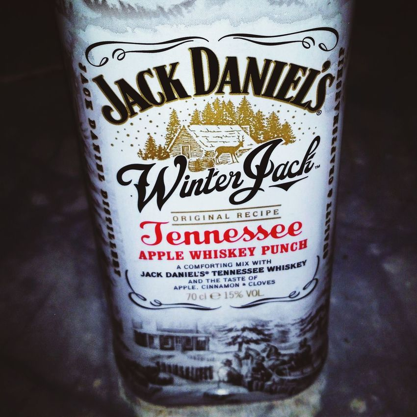 Have a break! Fridaymadness Just Chillin' Home Jackdaniels Winterjack Cheers 🍷