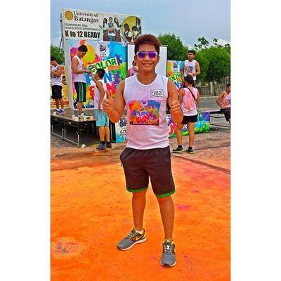 Color Fun Run 5k ????