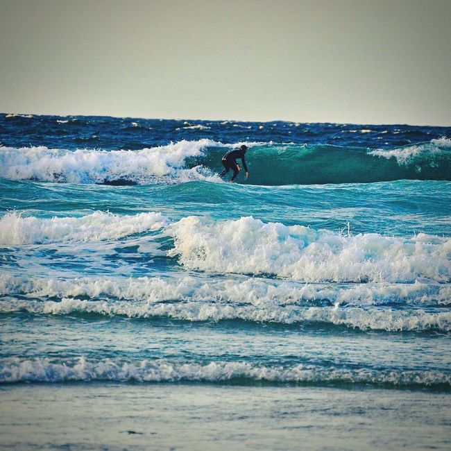 Surf's Up Surfing Cornwall Summer