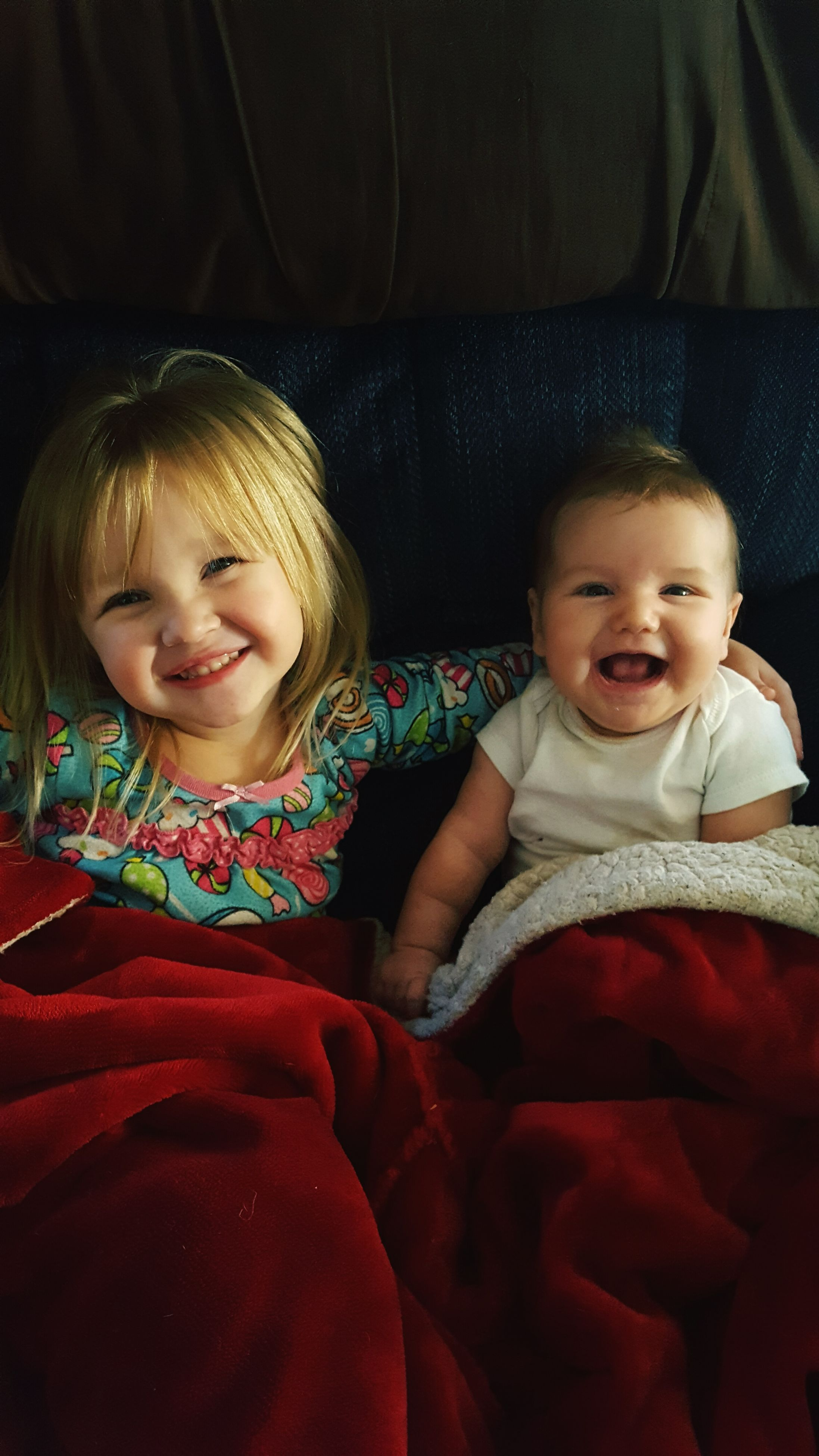 two people, innocence, togetherness, childhood, cute, happiness, family, bonding, casual clothing, smiling, baby, males, babyhood, portrait, cheerful, indoors, real people, people, adult, day