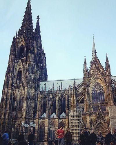 Köln Kölner Dom Köln, Germany Kölner Dom Cathedral Köln_dom Travelgermany Travelphotography Traveltheworld Cologne , Köln,  Cologne Cathedral Cologne Germany🇩🇪
