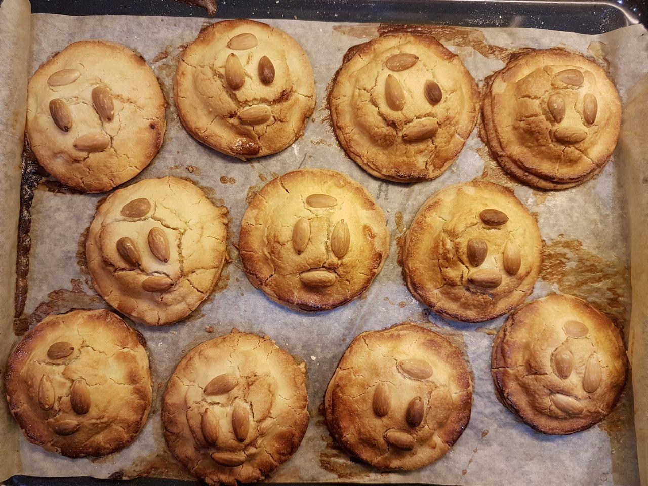 Beautiful stock photos of cookies,  Baking,  Baking Sheet,  Close-Up,  Cookie