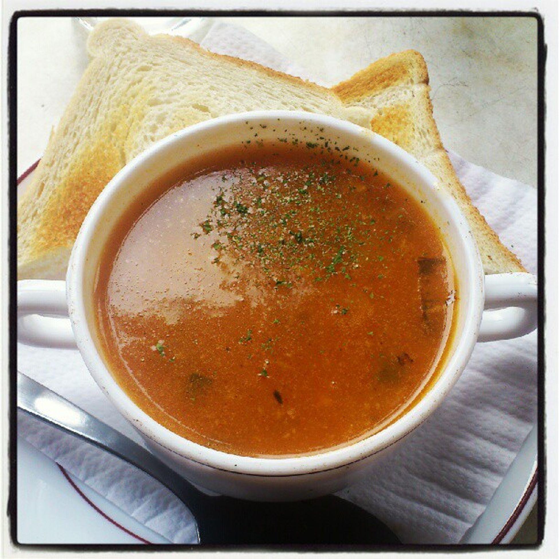 Fishsoup #foodspotting Foodspotting