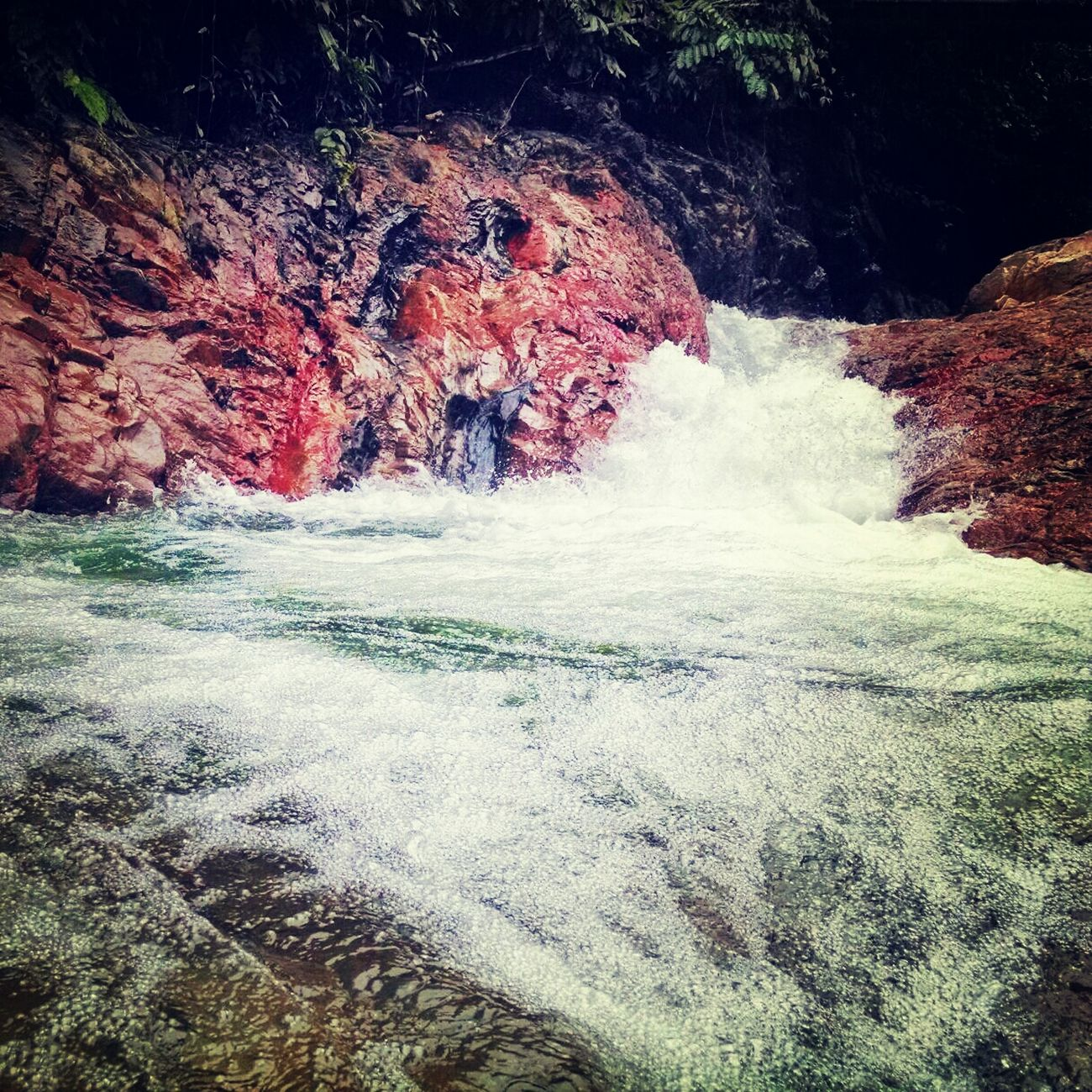 Water Fountain Water Stream Water Natue