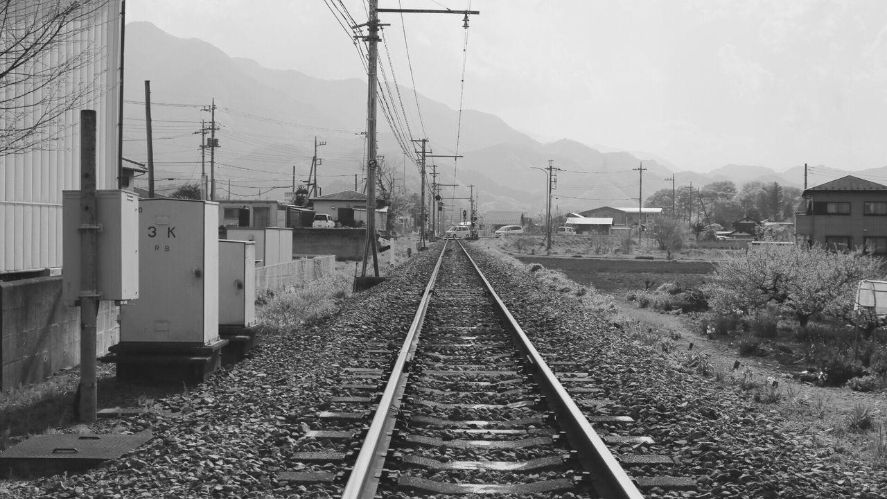 Railway Monochrome 秩父鉄道 Local