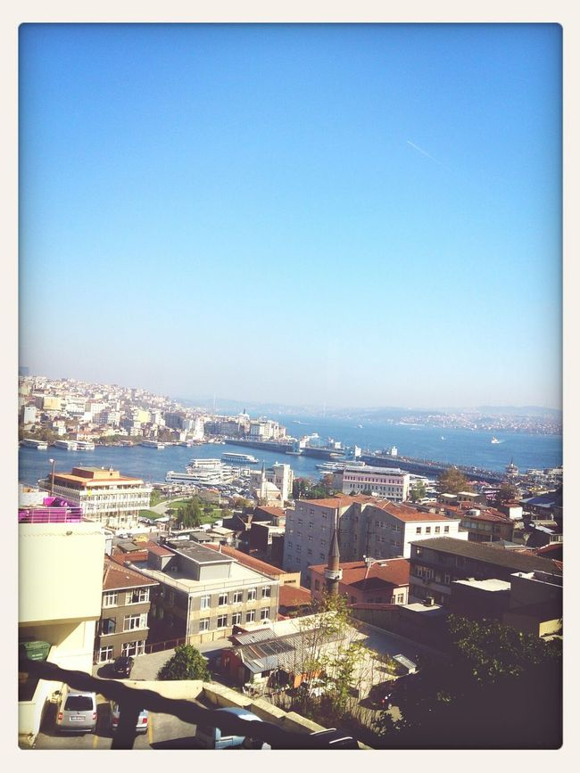 Cafe Istanbullovers Istanbuldayasam Istanbul - Bosphorus