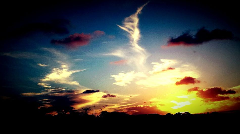 Sunset_collection Fallen Angel How's The Weather Today? Everyday Joy My Happy Place  Silhouettes Angels In The Sky