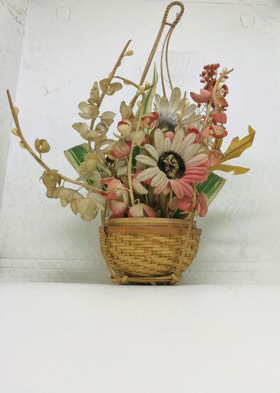 Basket Christmas Decoration Indoors  Day No People Basket Of Flowers 🌷 Flower
