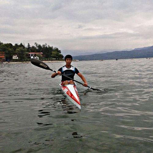 Kayak kano