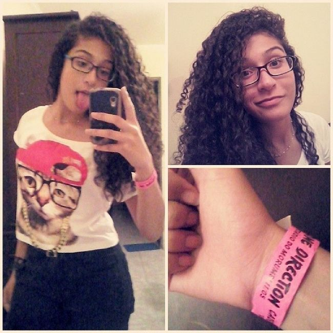 Situação pós-show! Thebestdayofmylife Onedirection Show Unbelievable