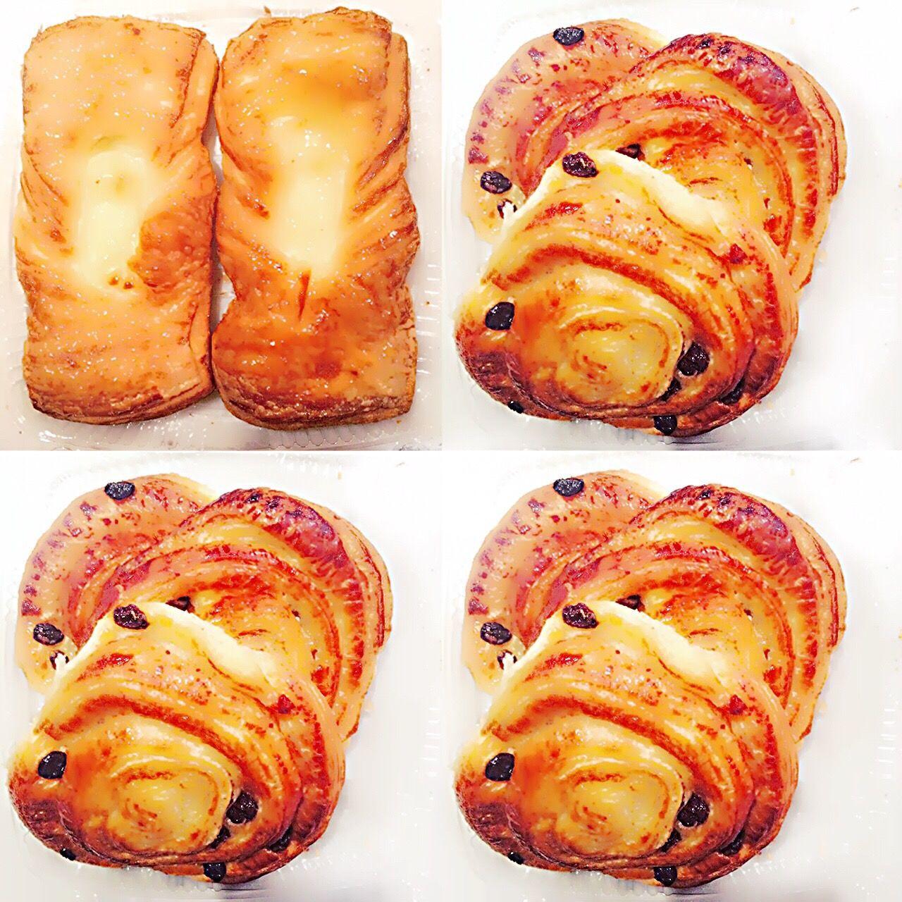 Morning Eating Pain Aux Raisins Laëtit Raisin Roll Biroche Bread Bread Roll Canelle 😛😍👅