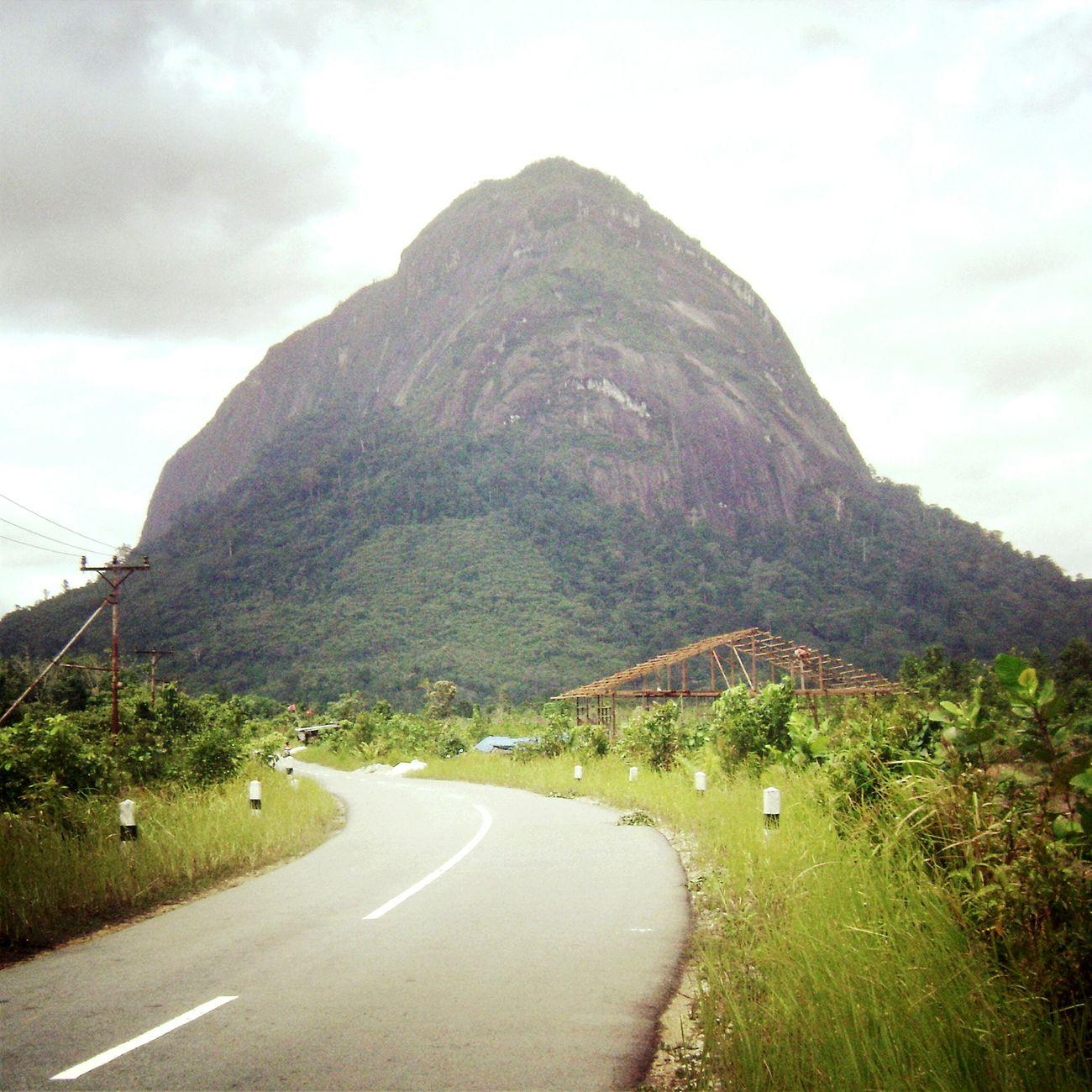 Kelam Hill - Sintang,Kalimantan Barat. My beloved home town INDONESIA Wonderful Wonderful Indonesia Westborneo Sintang Senentang Monolith Bukitkelam