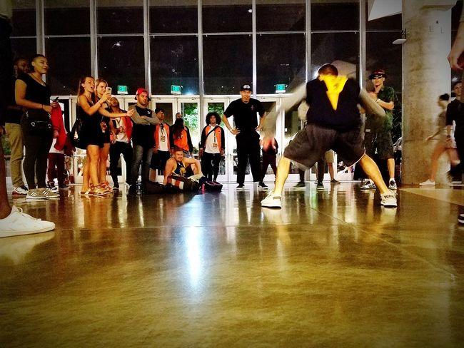 Breakdancing Real People People HipHop Dance Championship Phoenix, AZ GCU