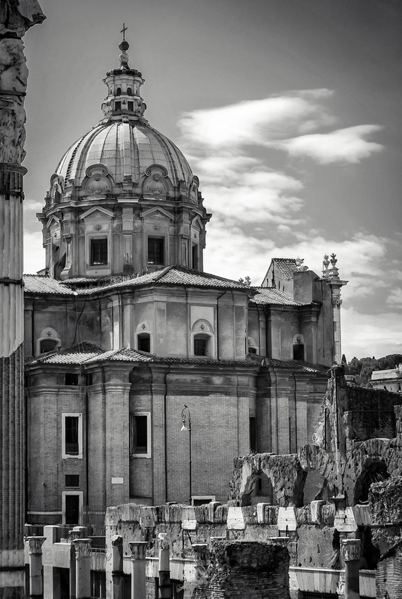Roman Forum Bw_collection Eye4black&white  Architecture Streamzoofamily