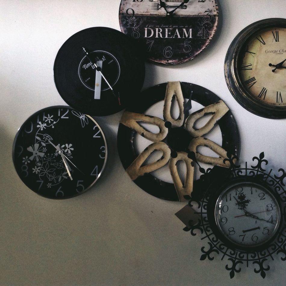We live in different times Time Clock Clocks Clockwork Creativity EyeEm Best Shots Eyeem Philippines