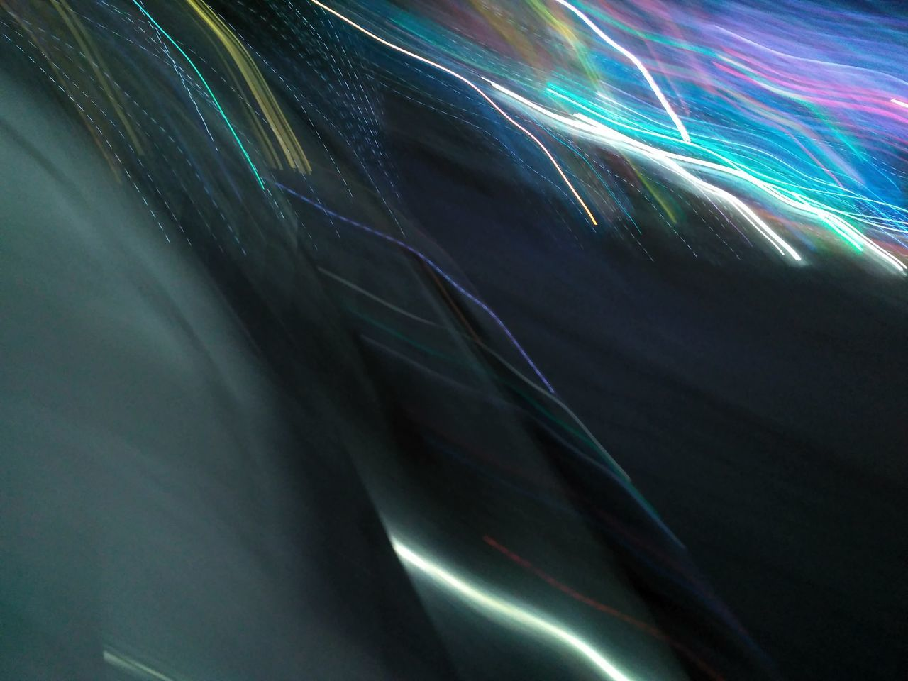 Close-up Multi Colored Abstract No People Refraction Water Outdoors Night Nightphotography Night Lights Light Abstract Photography Abstract Art Abstractions In Colors Abstractions Colorful Colour Of Life Light In The Darkness