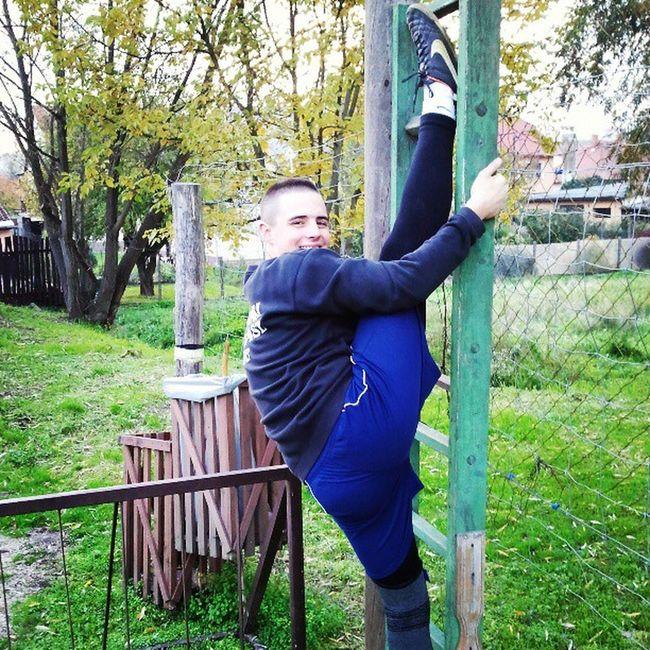 Sport Futnet⚽ Stretching Nature !