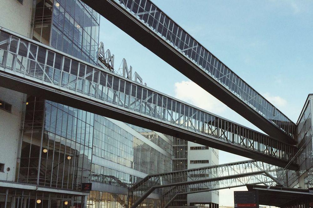 Netherlands Rotterdam Treveling Bridge Building Exterior Industrial The Architect - 2016 EyeEm Awards The Architect - 2017 EyeEm Awards