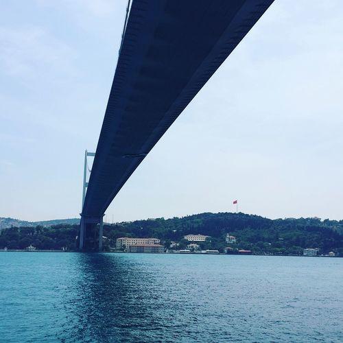 Asmaköprü Istanbulbogazi Istanbullife Deniz Tekne Huzur Istanbuldayasam