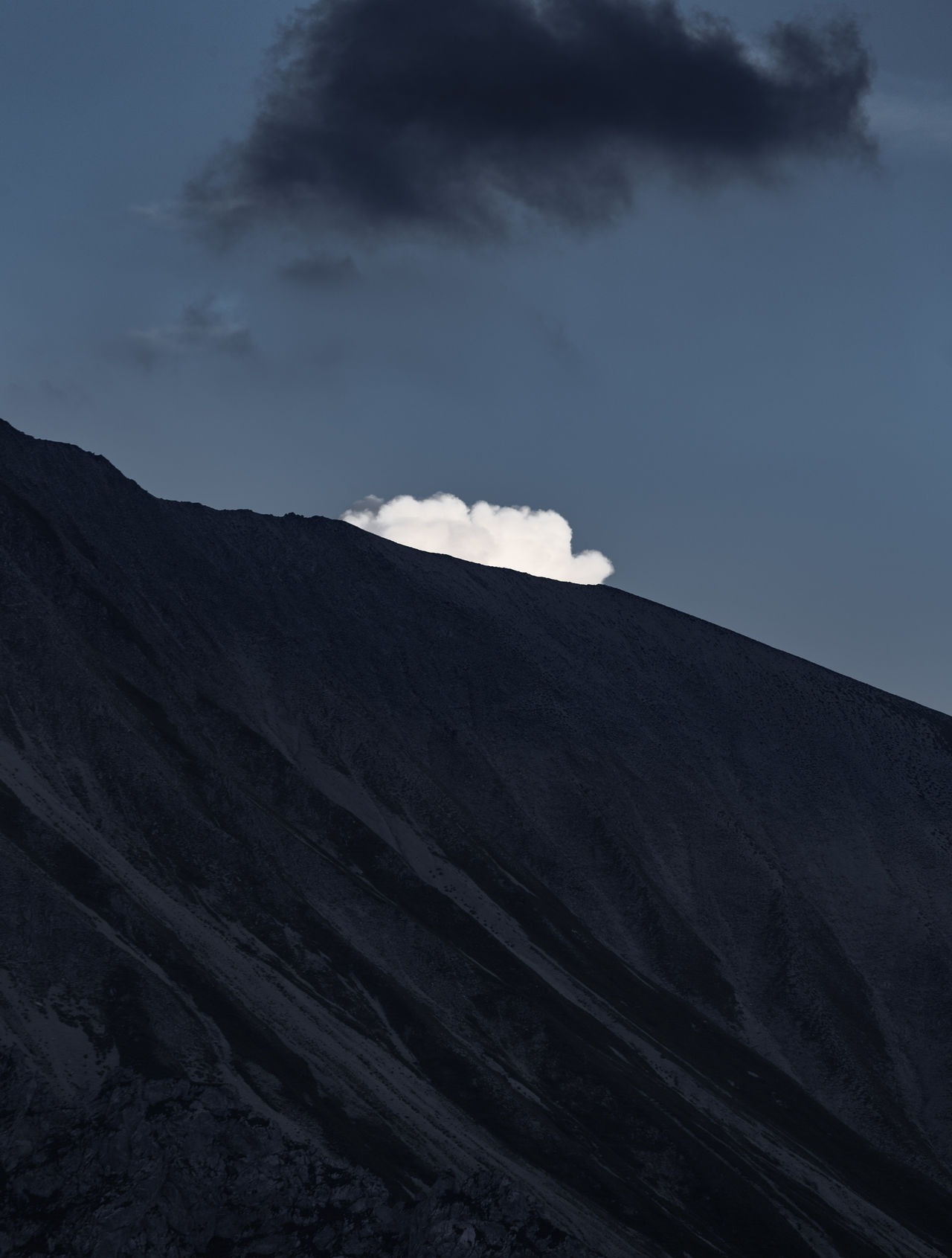 Perspectives on Nature Evening light evening sky Cloud mountain range mountain landscape #Nature #photography Landscape_Collection Nature photography naturelovers minimalmood minimalobsession minimal illumination close-up landscape_photography outdoors