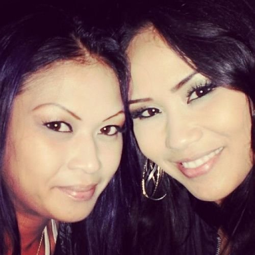TBT  @jessica_bangkok and I after a night of grubbing on some KogiBbq!! Miss ya hun!! Pornstar Hotness Sexy friends Adultfilms Goodolddays