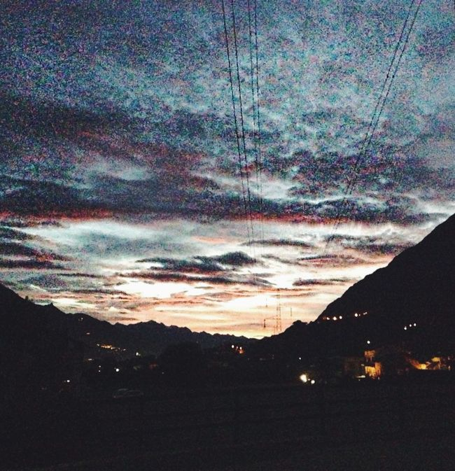 goodmorning aosta valley