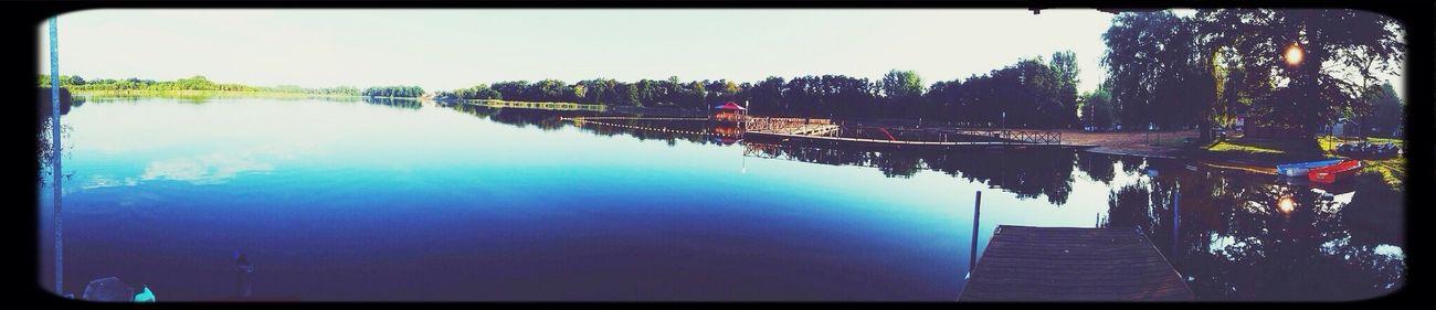 Jezioro Friends Lake Morning First Eyeem Photo
