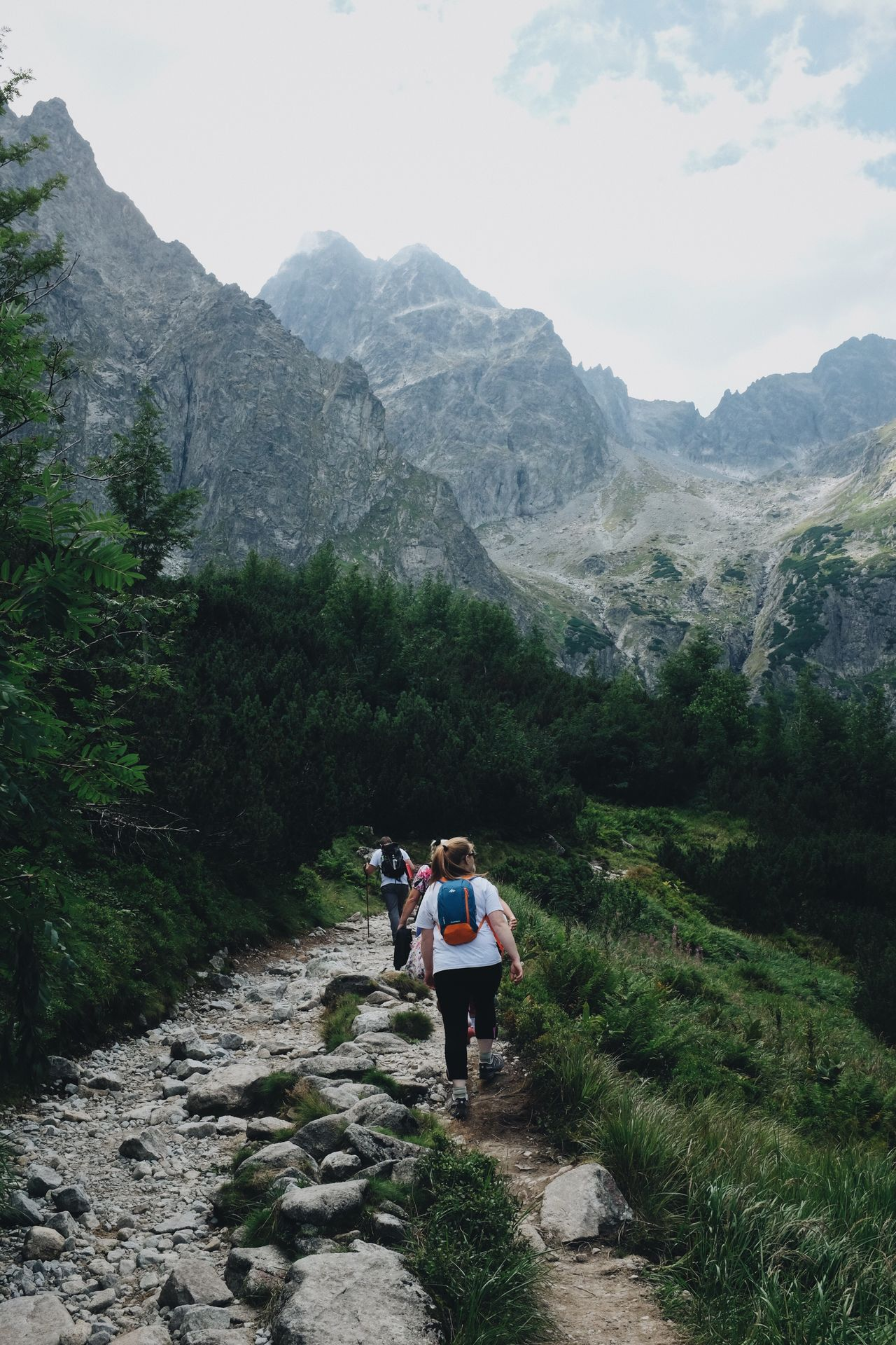 .wilderness. Tatra, Slovakia 2016 Mountain Real People Nature Leisure Activity Beauty In Nature Mountain Range Backpack Casual Clothing Adventure Non-urban Scene Streetphotography Josephjohnyphotography Streetphoto_color Streetphotographyinternational Street Photography Lensculturestreets Magnumphotos Nationalgeographic VSCO FujiX100S