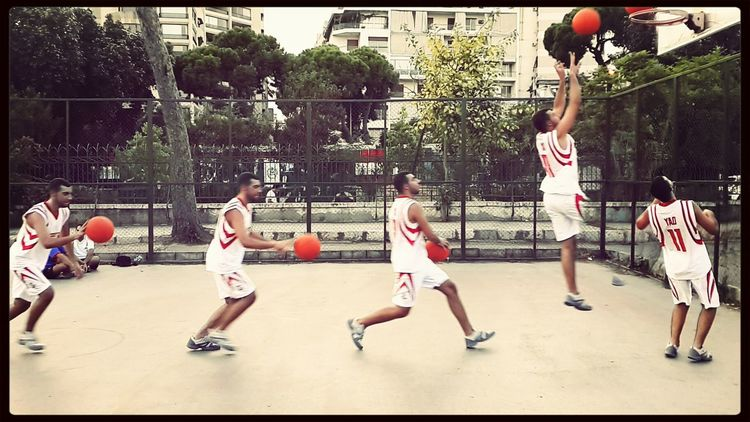 another Drama Shot  of me Playing Basketball Gs4