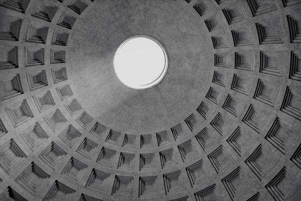 The Pantheon by Anders Hvenegaard Nielsen