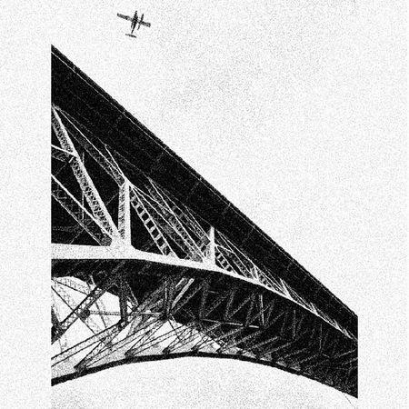 Aurorabridge Sr99 Lakeunion Fremont seattle floatplane pontoonplane airplane bridge abstract minimalist minimal architecture arquitectura arkitektur arkitektura patterns geometry blackandwhite upperleftusa pacificnorthwest portland pdx 206 vancouver chicago nyc denver london