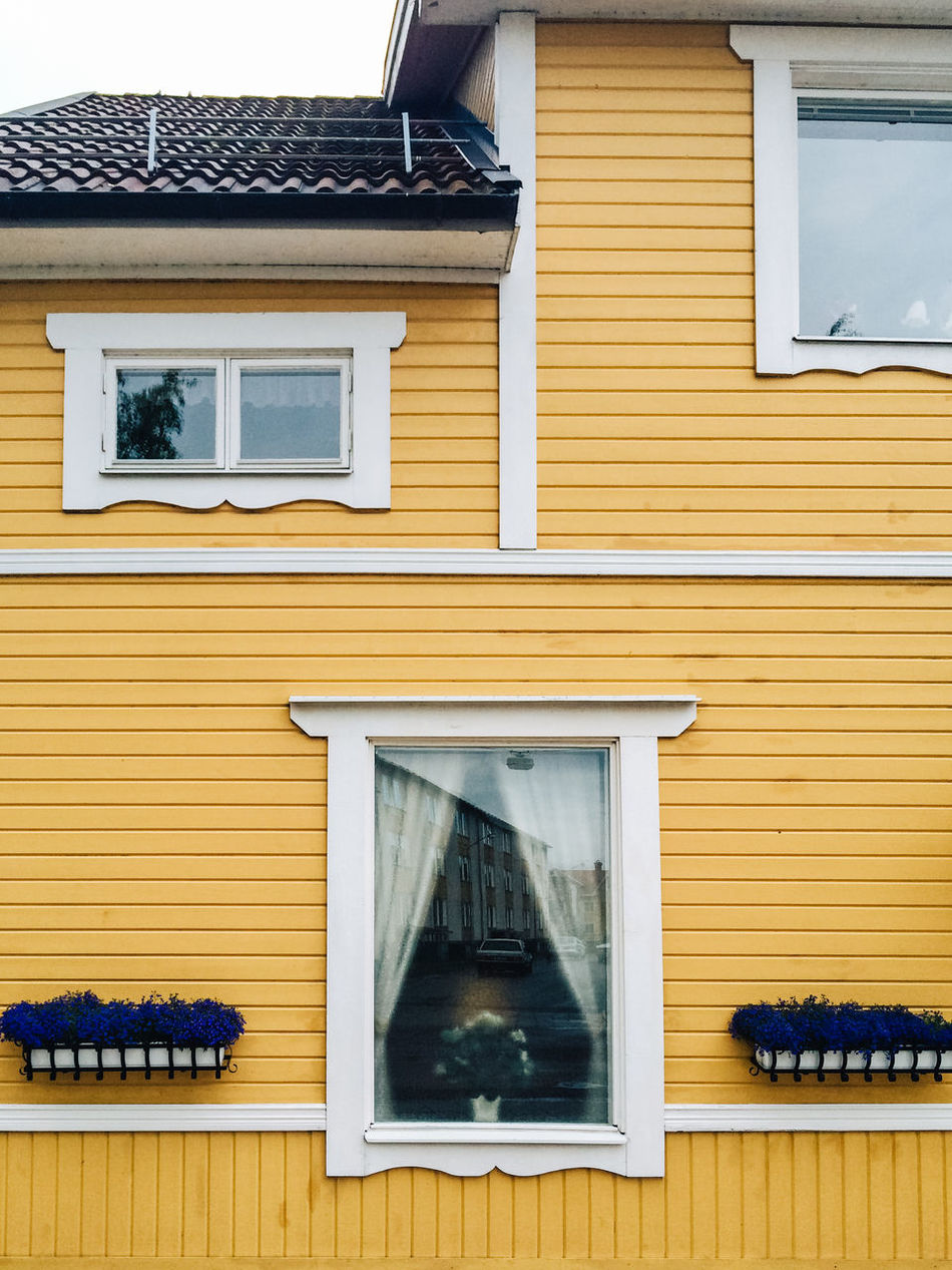 Beautiful stock photos of sweden, Architecture, Building Exterior, Built Structure, Curtain