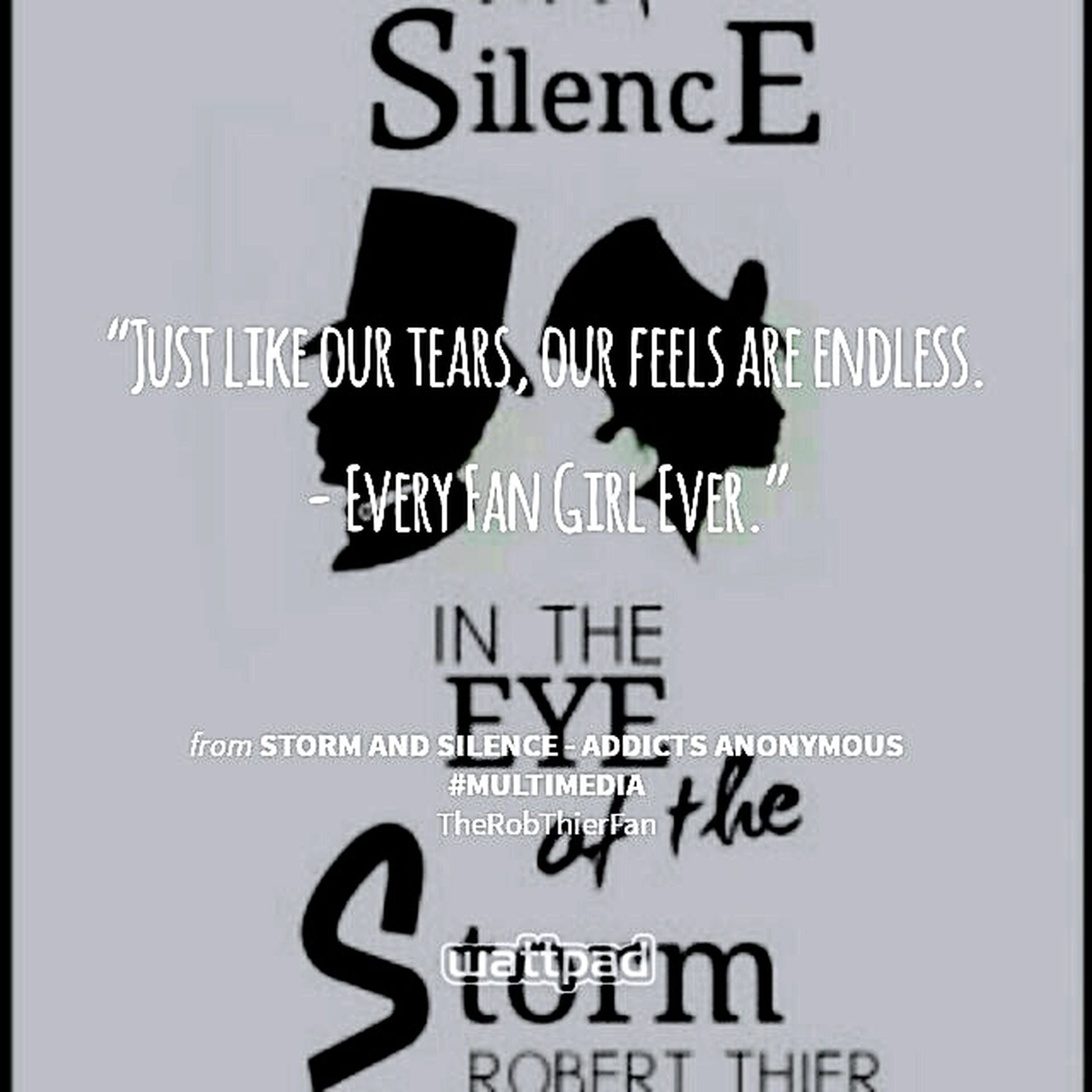 Eye Of The Storm Storm And Silence WattpadAddicted Wattpader Wattpadstory Quoteart Rob Thier