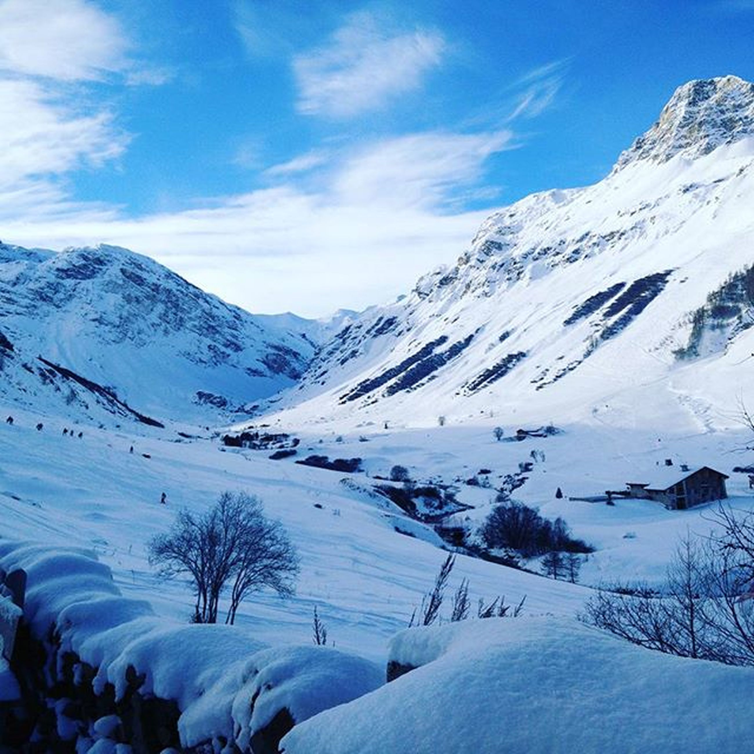 winter, snow, cold temperature, season, mountain, weather, snowcapped mountain, covering, mountain range, tranquil scene, beauty in nature, landscape, scenics, tranquility, white color, nature, frozen, sky, covered, snow covered