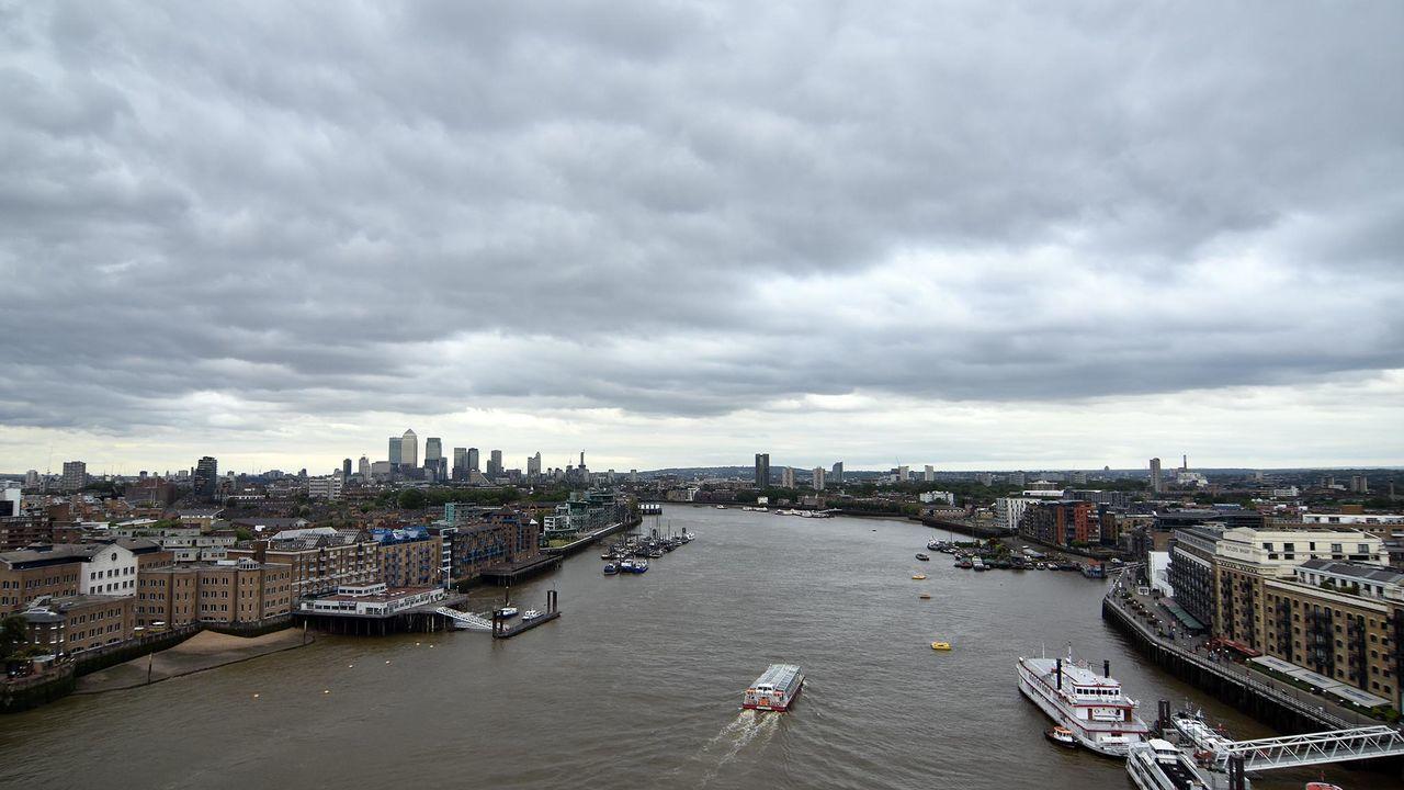 Cloud London River River Thames Sky Thames Thamesriver Water Waterfront Pmg_lon