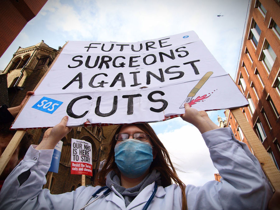 It's Our NHS. Demonstration to defend the NHS. London. 04/03/2017 Doctors Its Our Nhs London News Photography NHS Induction Nhs March NHS Protest Olympus Protest Protesters Steve Merrick Stevesevilempire Zuiko