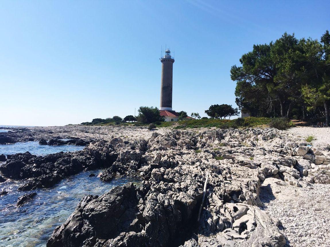 Lighthouse Hrvatska Croatia Dugiotok Dugi Otok Velirat Summertime Summer Vacation