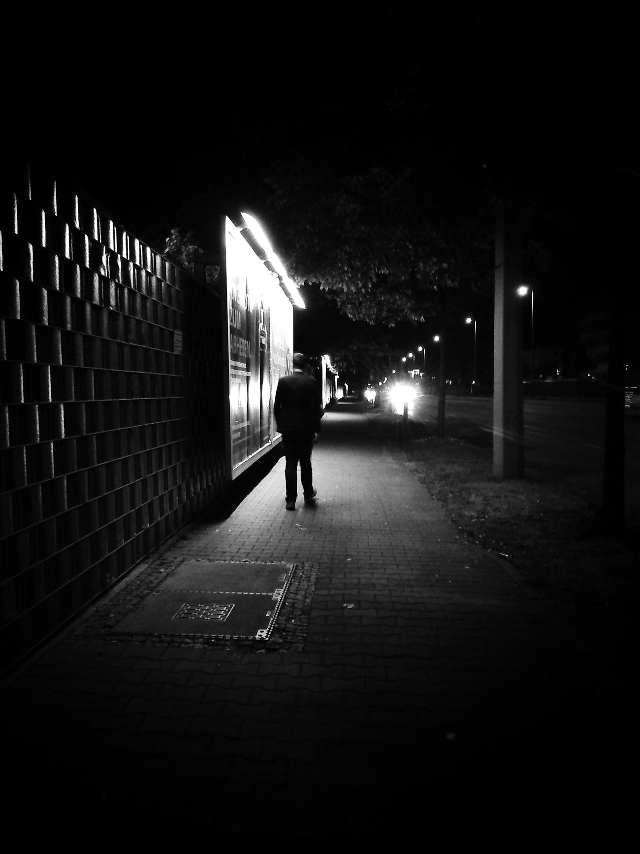 nightwalker Black & White Blackandwhite Streetphotography_bw