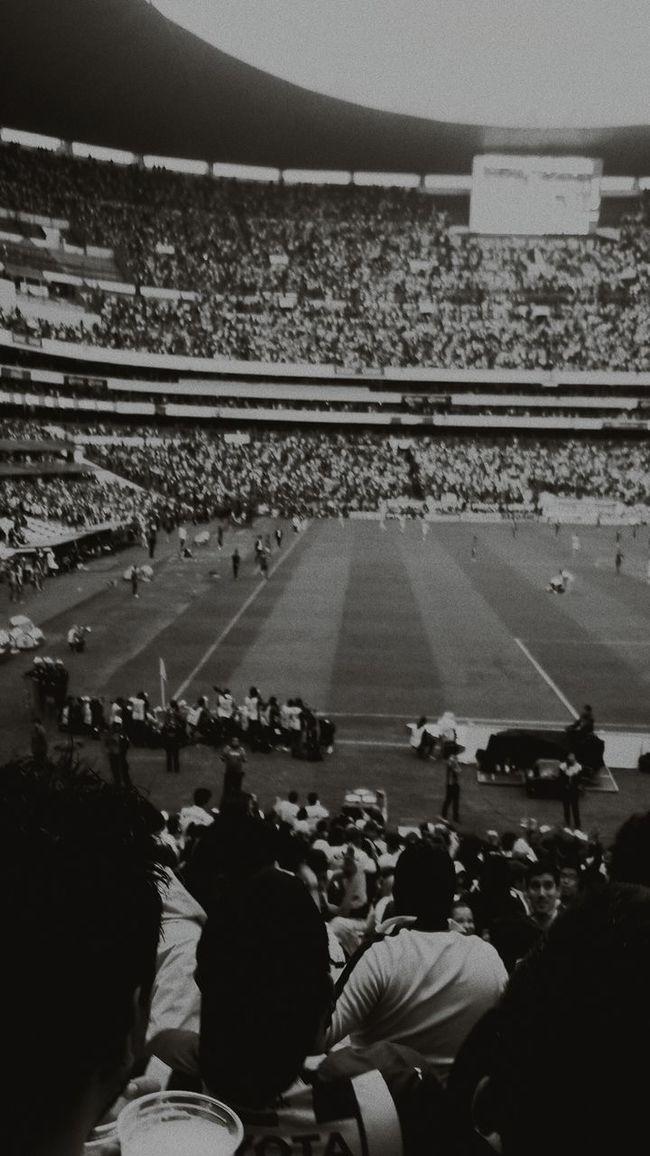 Futbol Futbol Pasion Clasico Mexico Azteca Estadioazteca Fantastico