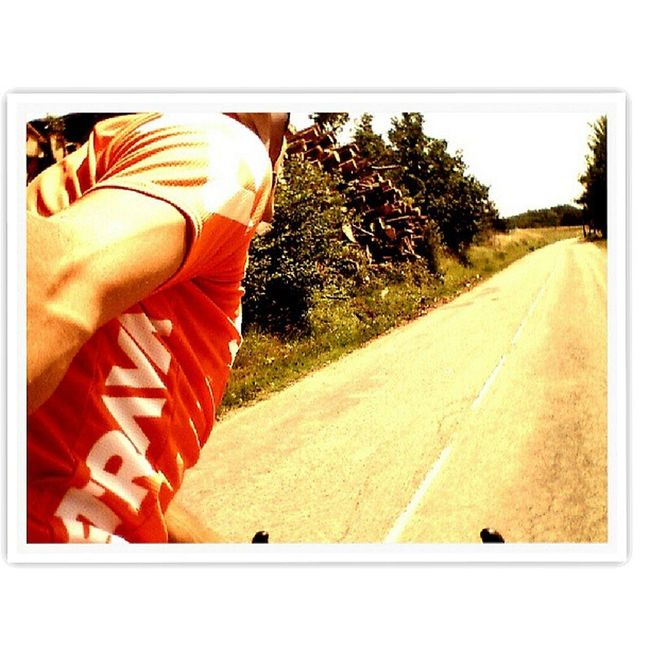 Stravambassador on the road