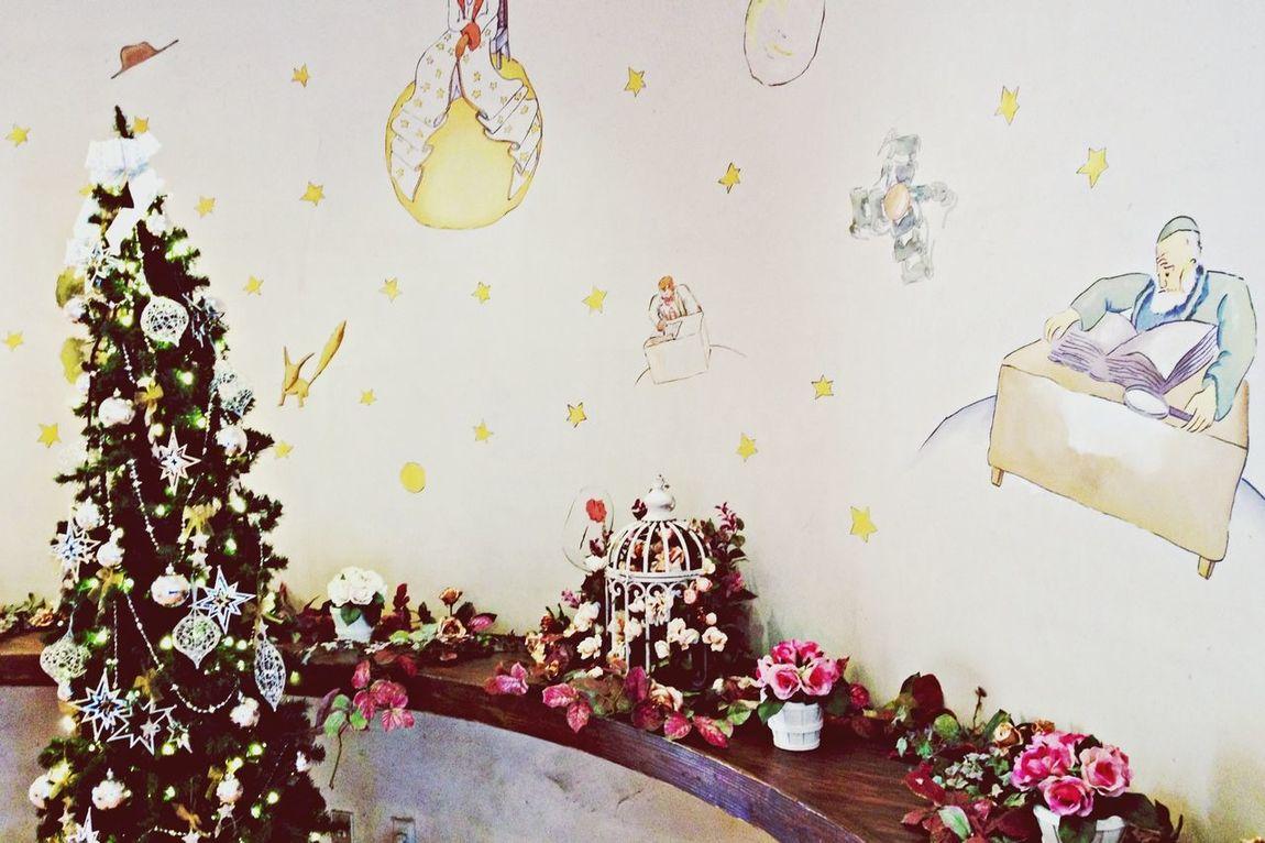 Chritmas Chritmastree The Little Prince