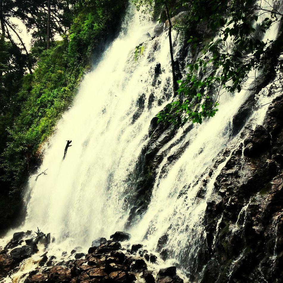 Nature Porn Puerto Vallarta Waterfalls